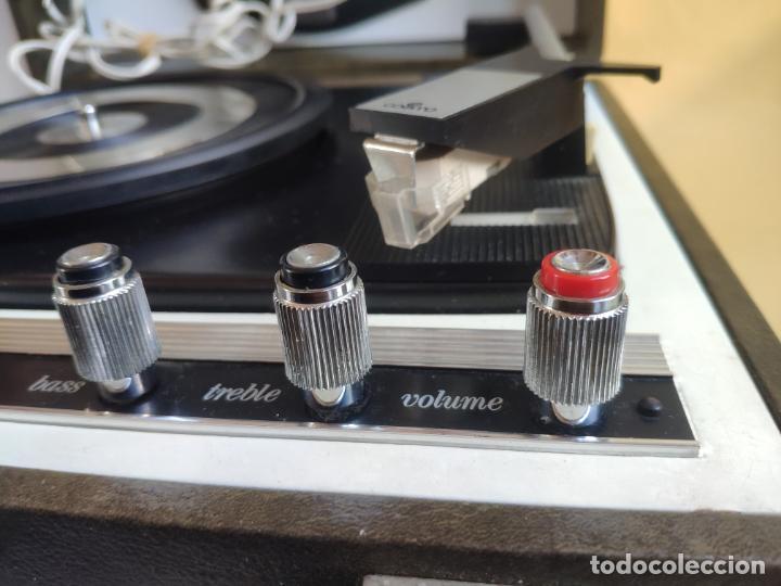 Radios antiguas: Tocadiscos - Pick-up - COSMO B - 3010 - Foto 6 - 222838887