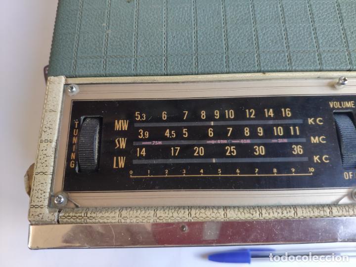 Radios antiguas: Tocadiscos / Radio - Pick-up - FUJIYA HI-FI DE LUXE - Foto 2 - 222840896