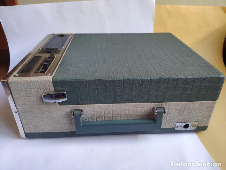 Radios antiguas: Tocadiscos / Radio - Pick-up - FUJIYA HI-FI DE LUXE - Foto 8 - 222840896