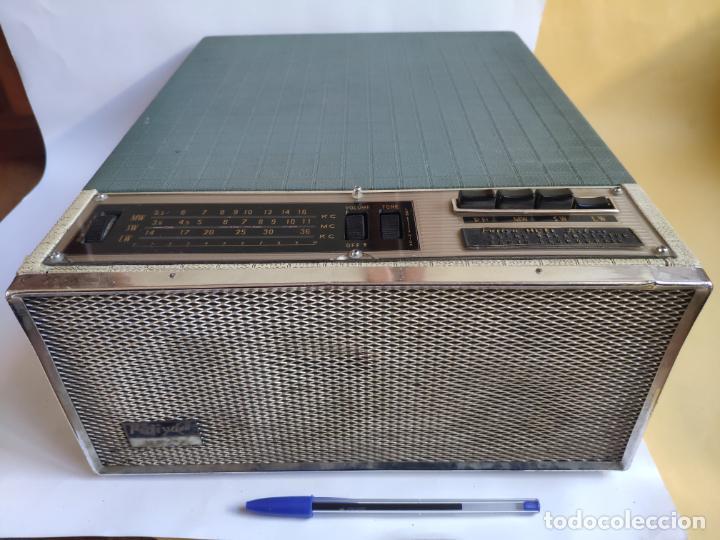 Radios antiguas: Tocadiscos / Radio - Pick-up - FUJIYA HI-FI DE LUXE - Foto 3 - 222840896
