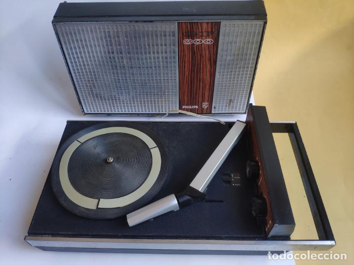 TOCADISCOS - PICK-UP - PHILIPS GF 300 (Radios, Gramófonos, Grabadoras y Otros - Transistores, Pick-ups y Otros)