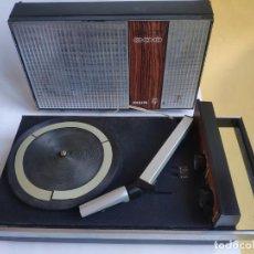 Radios antiguas: TOCADISCOS - PICK-UP - PHILIPS GF 300. Lote 222840950