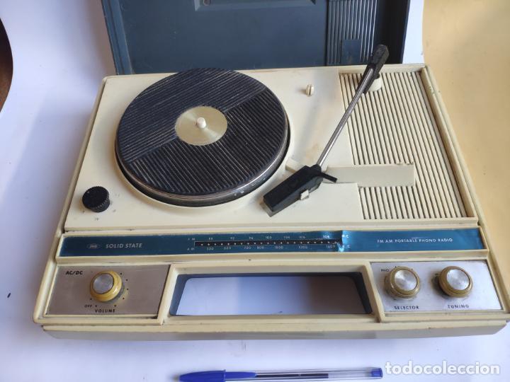 TOCADISCOS - PICK-UP - SHARP - SOLID STATE (Radios, Gramófonos, Grabadoras y Otros - Transistores, Pick-ups y Otros)
