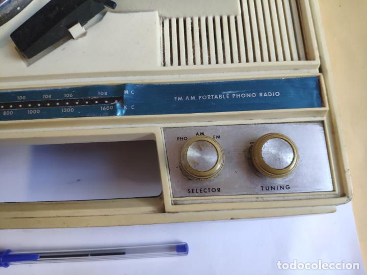 Radios antiguas: Tocadiscos - Pick-up - SHARP - Solid State - Foto 4 - 222841381