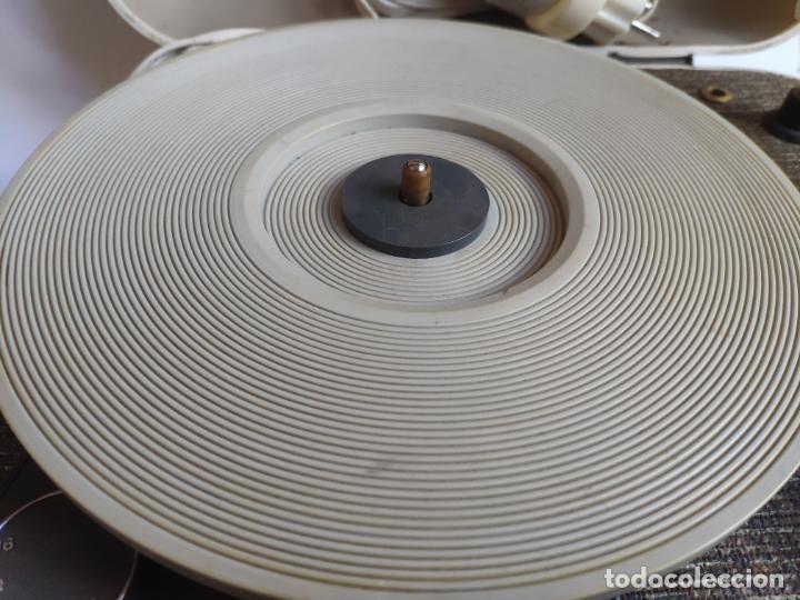 Radios antiguas: Tocadiscos - Pick-up - Made in Nueva Zelanda - Foto 6 - 222841485