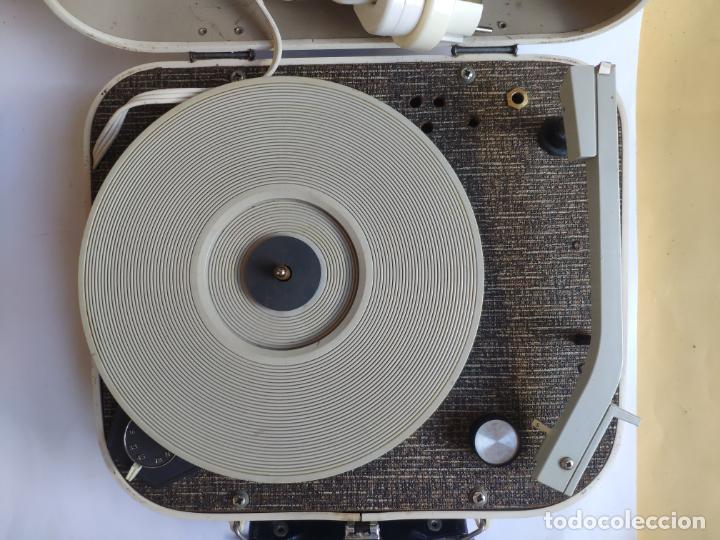 Radios antiguas: Tocadiscos - Pick-up - Made in Nueva Zelanda - Foto 8 - 222841485