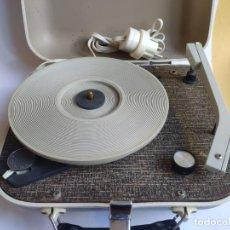 Radios antiguas: TOCADISCOS - PICK-UP - MADE IN NUEVA ZELANDA. Lote 222841485
