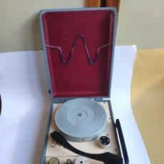 Radios antiguas: TOCADISCOS - PICK-UP - MARCA CONSTANT - MODEL TPC 400. Lote 222841608