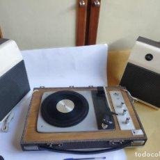 Radios antiguas: TOCADISCOS - PICK-UP - COSMO 1301. Lote 222841911