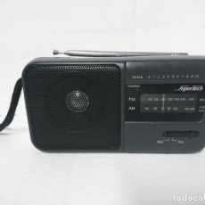 Radios antiguas: RADIO TRANSISTOR SÚPERTECH MPR-029. Lote 222855963