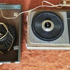 Radio antiche: TOCADISCOS COSMO - MODELO 1201 - NO FUNCIONA - JYA300. Lote 222923443
