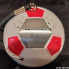 Radios antiguas: RADIO OFICIAL MUNDIAL DE FÚTBOL ESPAÑA 82. Lote 222969005