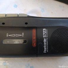 Radios antiguas: MINI GRABADORA OLYMPUS PEARLCORDER S723 CASSETTE. Lote 223231087