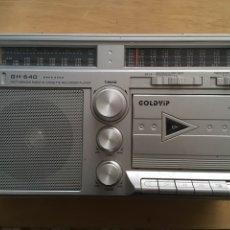 Radios antiguas: RADIO CASSETE ANTIGUO. Lote 223697045