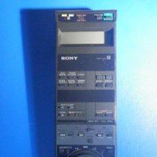 Radios antiguas: MANDO A DISTANCIA PARA TV / VIDEO - SONY RMT-V5E -. Lote 224596617
