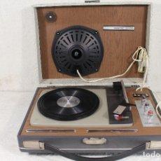 Radios antiguas: TOCADISCOS CONVER 1000 BUEN ESTADO. Lote 244633665