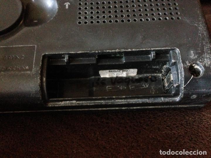Radios antiguas: RADIO TRANSISTOR SONY CON AM/FM MODELO. ICF-380,-Funciona. - Foto 5 - 225184288