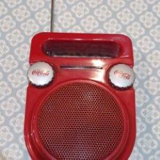 Radio antiche: PRECIOSA RADIO PINCHO COCACOLA AÑOS 90. Lote 225209945