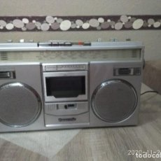 Radios antiguas: RADIO CASSETTE PANASONIC. Lote 226356898
