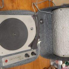 Radios antiguas: TOCADISCOS DEWALL MOD.300.AÑOS 60.. Lote 226467380