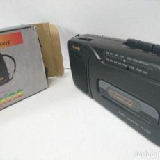 Radios antiguas: RADIO CASSETTE SUNNY. Lote 262433990