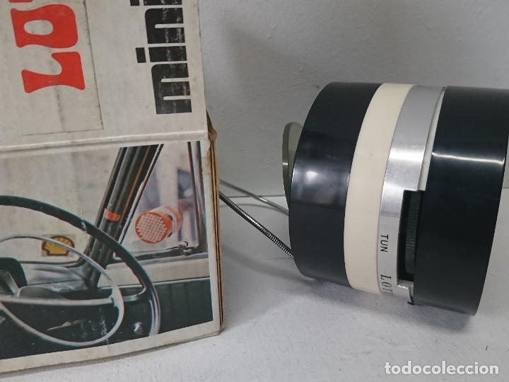 RADIO TRANSISTOR LOTUS (Radios, Gramófonos, Grabadoras y Otros - Transistores, Pick-ups y Otros)