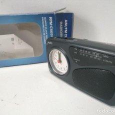 Radios antiguas: RADIO RELOJ SANYO. Lote 226838550