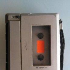 Radios antiguas: GRABADORA SANYO MODEL NO. M 1150 - A PILAS O CON TRANSFORMADOR 8 V - FUNCIONA. Lote 227619141