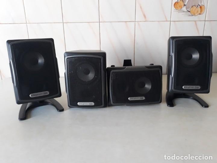 ALTAVOCES CREATIVE 4 UNIDADES (Radios, Gramófonos, Grabadoras y Otros - Transistores, Pick-ups y Otros)