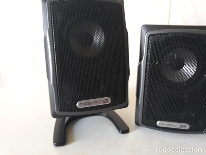 Radios antiguas: Altavoces Creative 4 unidades - Foto 2 - 228148590