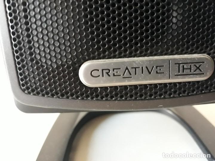 Radios antiguas: Altavoces Creative 4 unidades - Foto 4 - 228148590