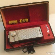 Radios antiguas: RADIO TRANSISTORSANYO CADNICA. Lote 228192105
