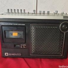 Radios antiguas: ANTIGUO RADIO/CASSET PIONEER. Lote 228217450