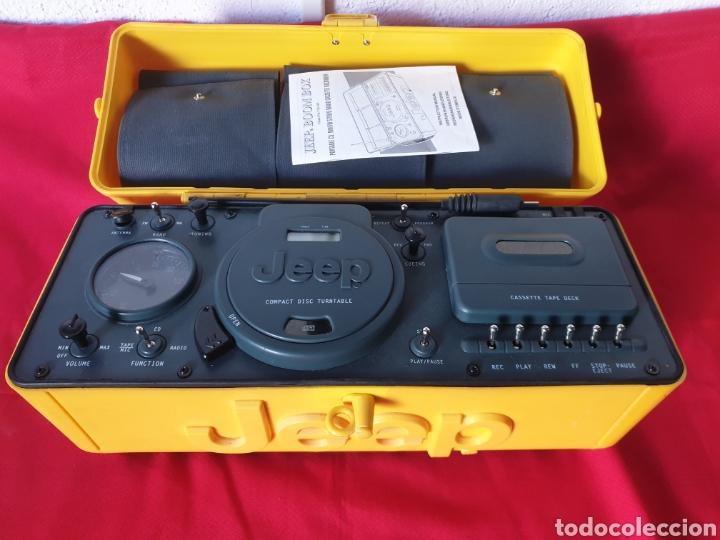 ANTIGUO RADIO/CASSET/CD BOOM BOX (Radios, Gramófonos, Grabadoras y Otros - Transistores, Pick-ups y Otros)
