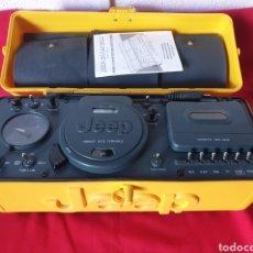 Radios antiguas: ANTIGUO RADIO/CASSET/CD BOOM BOX. Lote 228217685