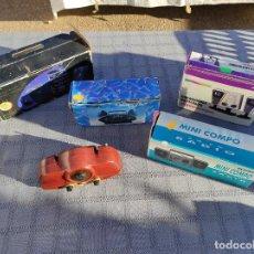 Radios antiguas: LOTE DE 5 RADIOS PEQUENOS. Lote 228446580