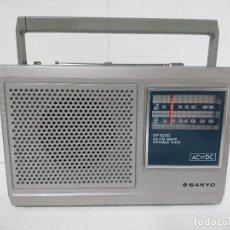 Radios antiguas: RADIO TRANSISTOR SANYO RP 5230. Lote 245643075