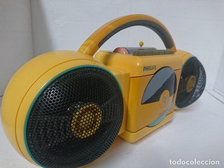 Radios antiguas: Radio cassette Philips - Foto 3 - 261654765