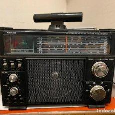Radios antiguas: RADIO MULTIBANDA VENTURER 2959-2, BIEN CONSERVADA. FUNCIONA. AM,CB,SW1,SW2,FM,TV1,TV2,AIR,WB,PB. Lote 229168570