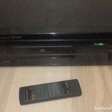 Radios antiguas: REPRODUCTOR LASER DISC - PIONEER CD CDV LD PLAYER CLD-900S- FUNCIONANDO PERFECTAMENTE CON MANDO. Lote 229787885