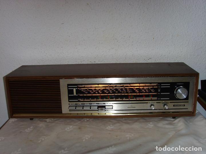 RADIO GRUNDIG RF-150 (Radios, Gramófonos, Grabadoras y Otros - Transistores, Pick-ups y Otros)