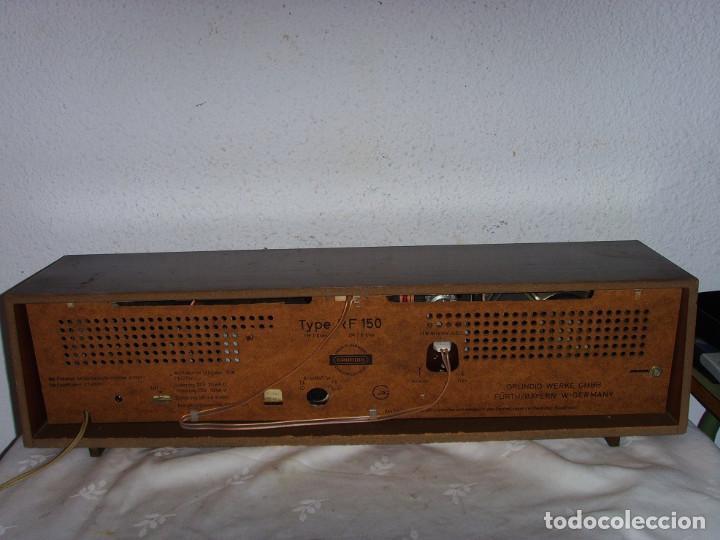 Radios antiguas: RADIO GRUNDIG RF-150 - Foto 2 - 229888540