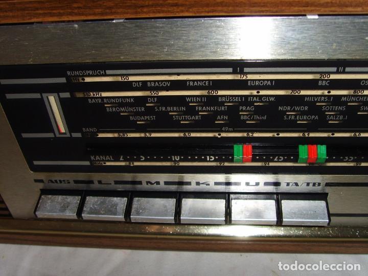 Radios antiguas: RADIO GRUNDIG RF-150 - Foto 3 - 229888540