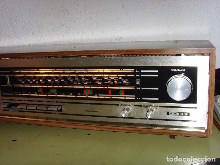 Radios antiguas: RADIO GRUNDIG RF-150 - Foto 4 - 229888540