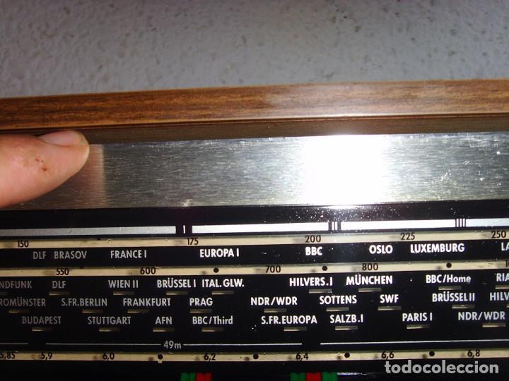 Radios antiguas: RADIO GRUNDIG RF-150 - Foto 5 - 229888540