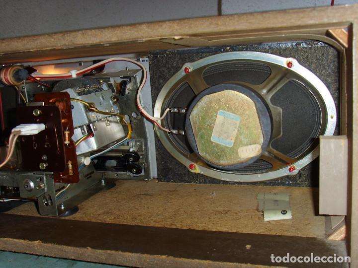 Radios antiguas: RADIO GRUNDIG RF-150 - Foto 8 - 229888540
