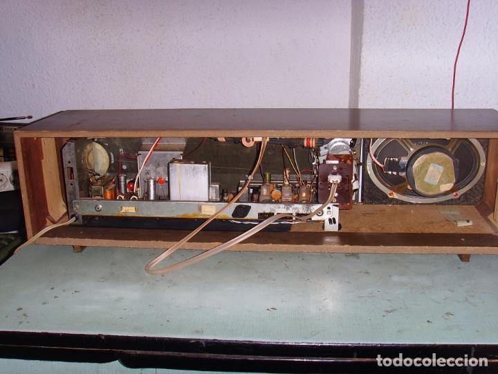 Radios antiguas: RADIO GRUNDIG RF-150 - Foto 10 - 229888540