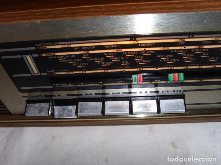 Radios antiguas: RADIO GRUNDIG RF-150 - Foto 11 - 229888540