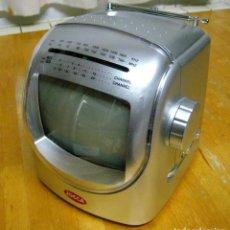 Radios antiguas: RADIO TELEVISIÓN JOCCA AM-FM VHF-UHF ANALOGICO. Lote 229904435