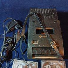 Radios antiguas: CASETTE TAPE RECORDER SANYO MOD.2519. Lote 230440195